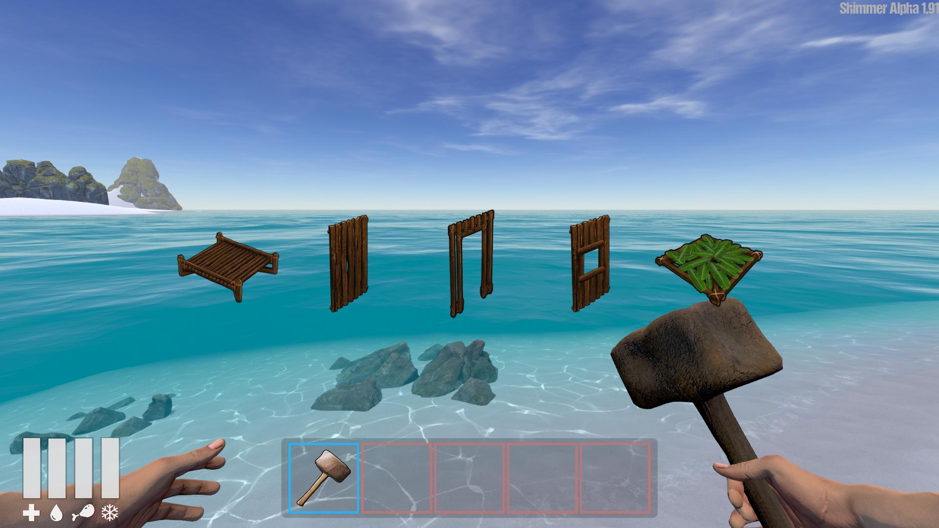 Unity Building Game Buildmenu
